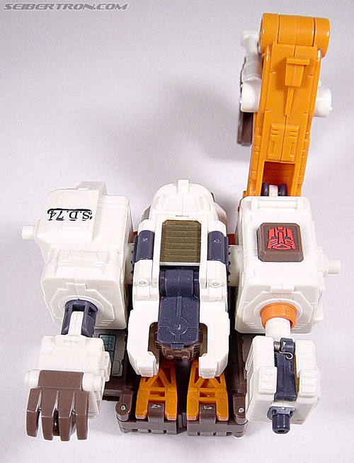 Transformers Armada Hoist (Grap Super Mode) (Image #8 of 57)
