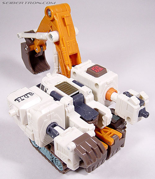 Transformers Armada Hoist (Grap Super Mode) (Image #9 of 57)