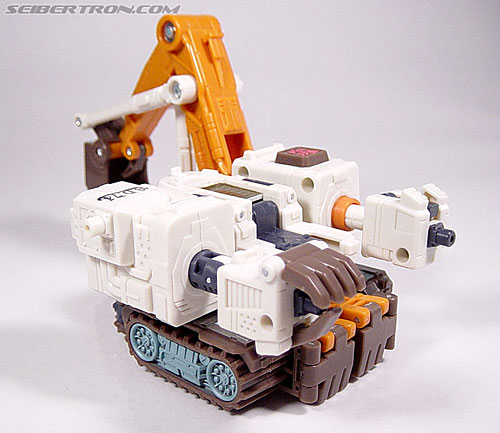 Transformers Armada Hoist (Grap Super Mode) (Image #10 of 57)