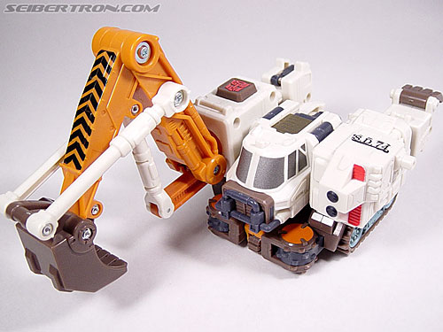 Transformers Armada Hoist (Grap Super Mode) (Image #14 of 57)