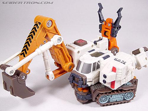 Transformers Armada Hoist (Grap Super Mode) (Image #16 of 57)