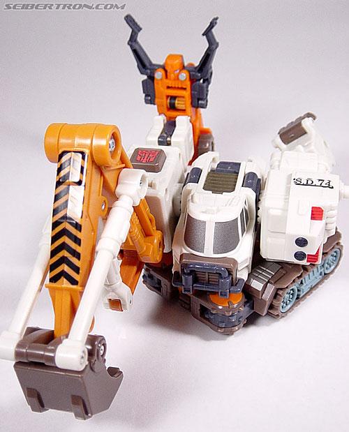 Transformers Armada Hoist (Grap Super Mode) (Image #17 of 57)