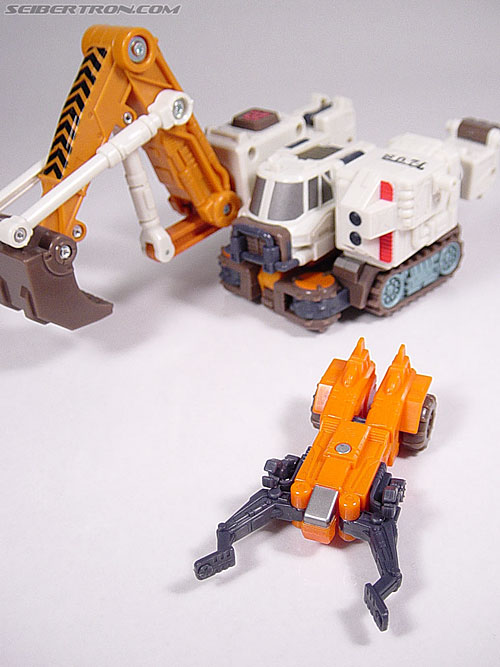 Transformers Armada Hoist (Grap Super Mode) (Image #18 of 57)