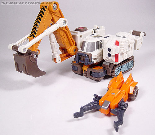Transformers Armada Hoist (Grap Super Mode) (Image #19 of 57)