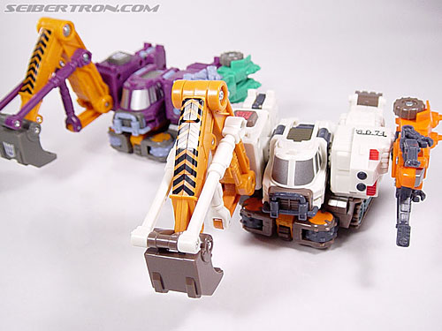 Transformers Armada Hoist (Grap Super Mode) (Image #20 of 57)