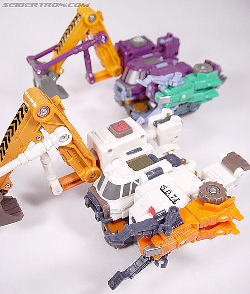 Transformers Armada Hoist (Grap Super Mode) (Image #21 of 57)