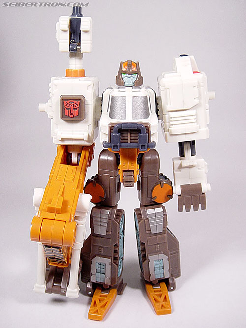 Transformers Armada Hoist (Grap Super Mode) (Image #22 of 57)