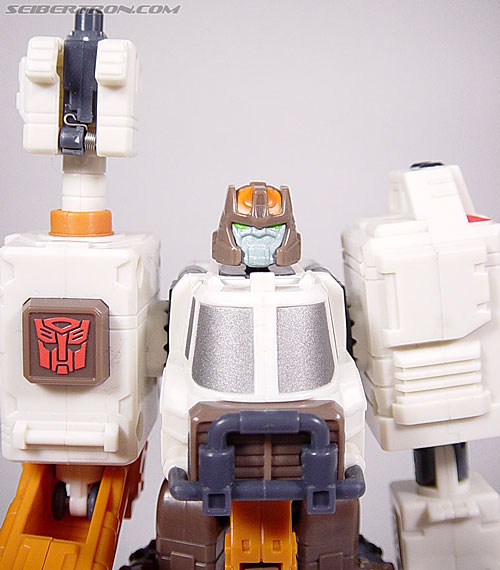 Transformers Armada Hoist (Grap Super Mode) (Image #23 of 57)