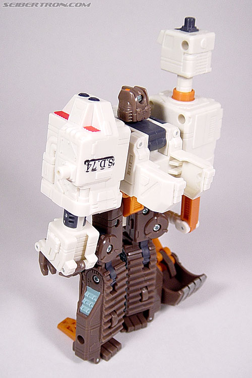 Transformers Armada Hoist (Grap Super Mode) (Image #29 of 57)