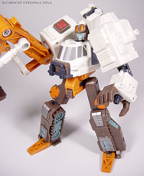 Transformers Armada Hoist (Grap Super Mode) (Image #34 of 57)