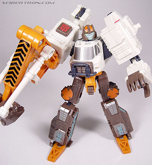 Transformers Armada Hoist (Grap Super Mode) (Image #35 of 57)