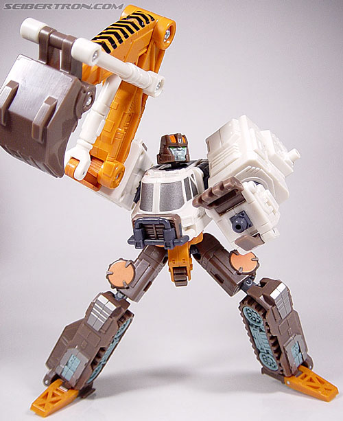 Transformers Armada Hoist (Grap Super Mode) (Image #40 of 57)