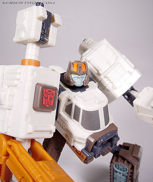 Transformers Armada Hoist (Grap Super Mode) (Image #42 of 57)
