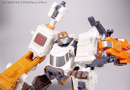 Transformers Armada Hoist (Grap Super Mode) (Image #44 of 57)