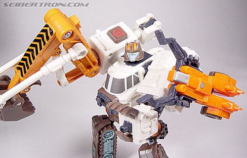 Transformers Armada Hoist (Grap Super Mode) (Image #47 of 57)