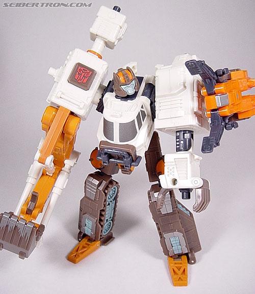 Transformers Armada Hoist (Grap Super Mode) (Image #49 of 57)