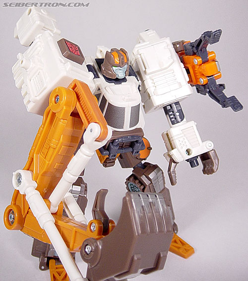 Transformers Armada Hoist (Grap Super Mode) (Image #50 of 57)