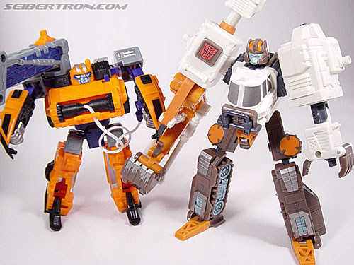 Transformers Armada Hoist (Grap Super Mode) (Image #56 of 57)