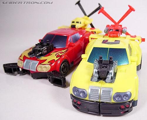 Transformers Armada Hot Shot (Hot Rod) (Image #2 of 94)