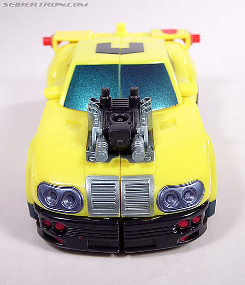 Transformers Armada Hot Shot (Hot Rod) (Image #4 of 94)