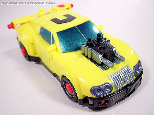 Transformers Armada Hot Shot (Hot Rod) (Image #5 of 94)