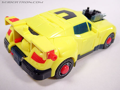 Transformers Armada Hot Shot (Hot Rod) (Image #7 of 94)