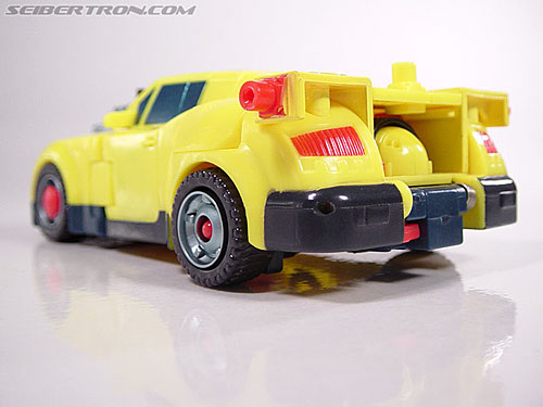 Transformers Armada Hot Shot (Hot Rod) (Image #10 of 94)