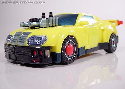 Transformers Armada Hot Shot (Hot Rod) (Image #12 of 94)