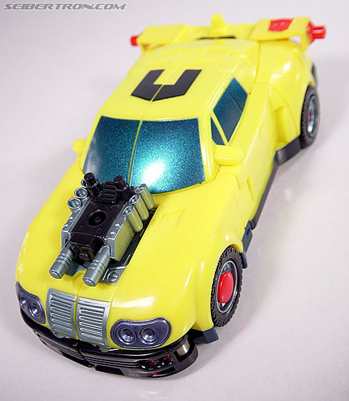Transformers Armada Hot Shot (Hot Rod) (Image #13 of 94)
