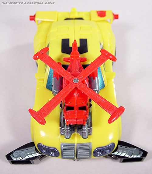 Transformers Armada Hot Shot (Hot Rod) (Image #17 of 94)