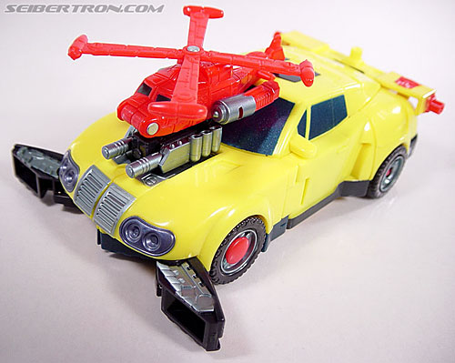 Transformers Armada Hot Shot (Hot Rod) (Image #19 of 94)