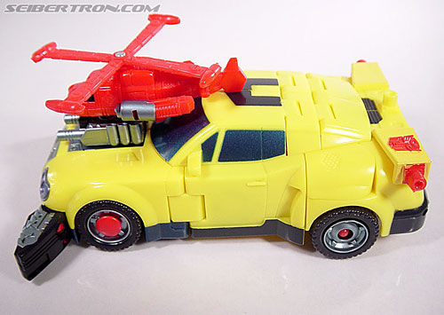 Transformers Armada Hot Shot (Hot Rod) (Image #20 of 94)