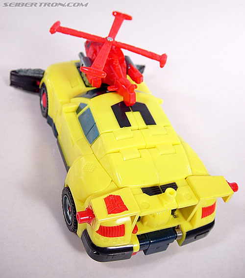 Transformers Armada Hot Shot (Hot Rod) (Image #21 of 94)