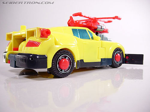 Transformers Armada Hot Shot (Hot Rod) (Image #22 of 94)