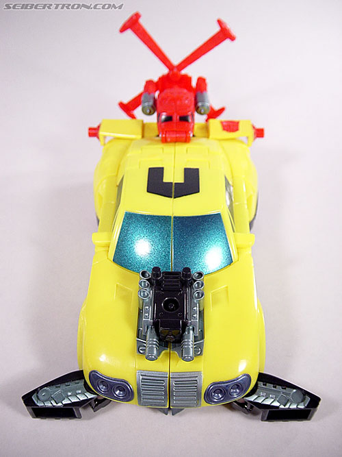 Transformers Armada Hot Shot (Hot Rod) (Image #23 of 94)