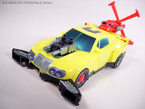 Transformers Armada Hot Shot (Hot Rod) (Image #25 of 94)