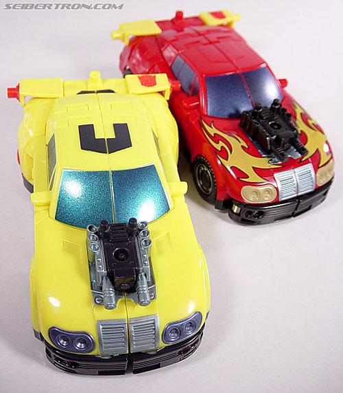 Transformers Armada Hot Shot (Hot Rod) (Image #28 of 94)