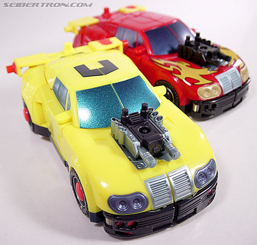 Transformers Armada Hot Shot (Hot Rod) (Image #29 of 94)