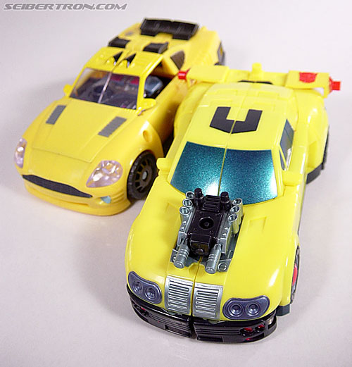 Transformers Armada Hot Shot (Hot Rod) (Image #30 of 94)