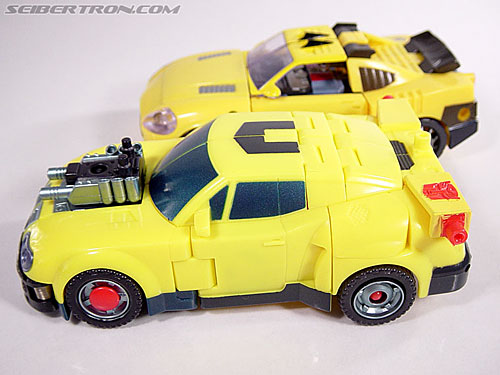 Transformers Armada Hot Shot (Hot Rod) (Image #32 of 94)