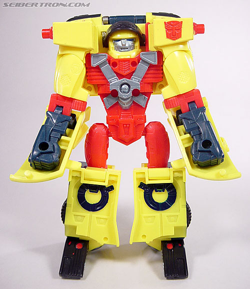 Transformers Armada Hot Shot (Hot Rod) (Image #34 of 94)
