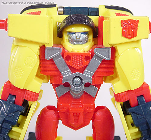 Transformers Armada Hot Shot (Hot Rod) (Image #35 of 94)