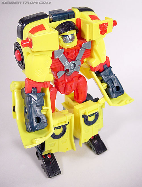 Transformers Armada Hot Shot (Hot Rod) (Image #37 of 94)
