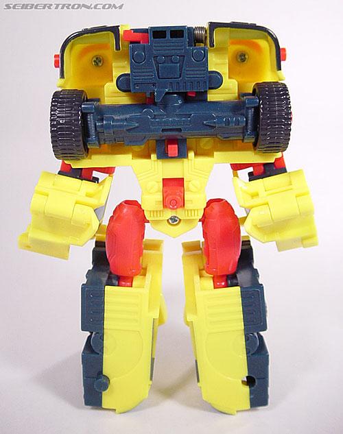 Transformers Armada Hot Shot (Hot Rod) (Image #40 of 94)