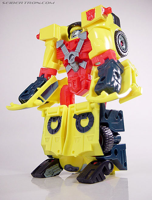 Transformers Armada Hot Shot (Hot Rod) (Image #43 of 94)