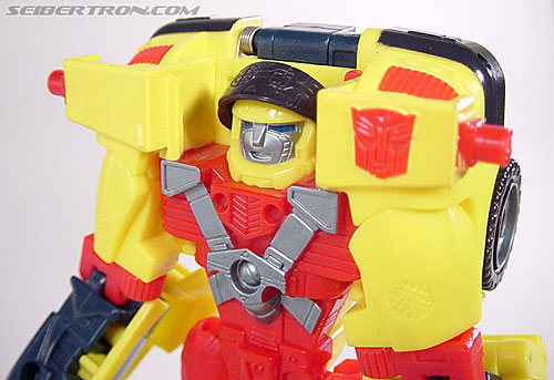 Transformers Armada Hot Shot (Hot Rod) (Image #45 of 94)