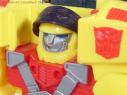 Transformers Armada Hot Shot (Hot Rod) (Image #46 of 94)