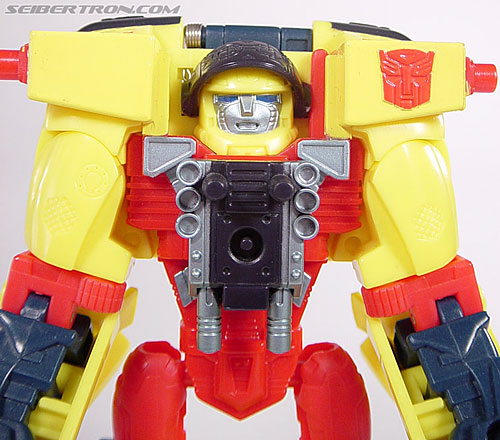 Transformers Armada Hot Shot (Hot Rod) (Image #47 of 94)
