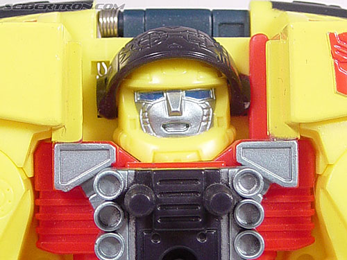 Transformers Armada Hot Shot (Hot Rod) (Image #48 of 94)
