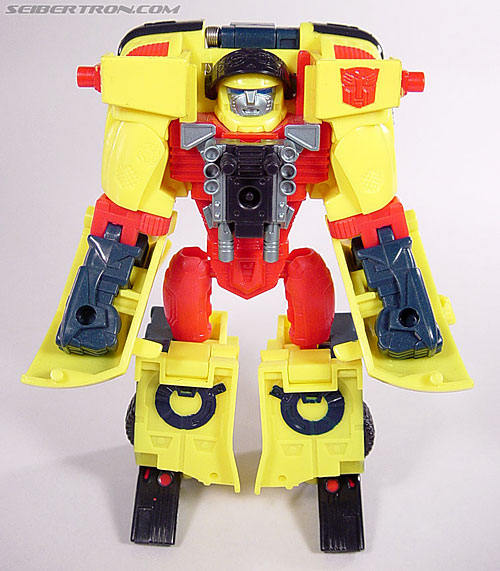 Transformers Armada Hot Shot (Hot Rod) (Image #49 of 94)